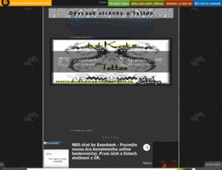 dvdhonza.webgarden.cz screenshot