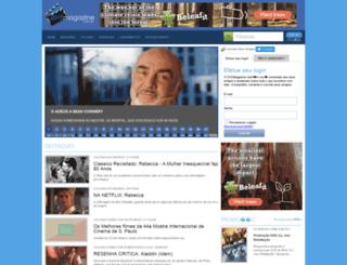 dvdmagazine.com.br screenshot