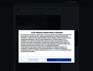 dvdnews.blog.hu screenshot