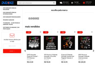 dvdoke.com.br screenshot