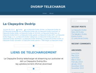 dvdriptelechargrt.wordpress.com screenshot