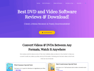 dvdvideoconverter.com screenshot