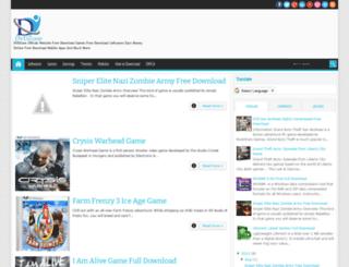 dvdzone.blogspot.com screenshot