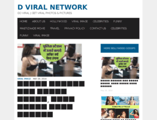 dviralnetwork.com screenshot