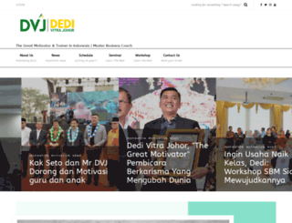 dvjohor.com screenshot
