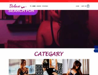 dvlove.com screenshot