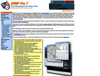 dvmp.co.uk screenshot
