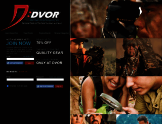 dvor.com screenshot