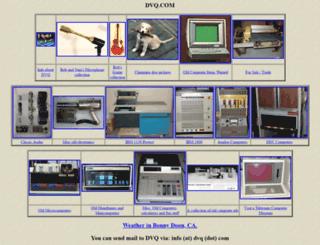 dvq.com screenshot