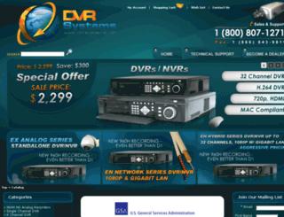 dvrsecuritycctv.com screenshot