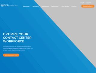 dvsanalytics.com screenshot
