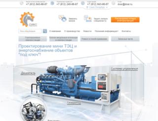dvsr.ru screenshot
