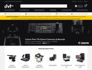dvt.co.nz screenshot