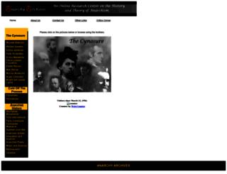 dwardmac.pitzer.edu screenshot