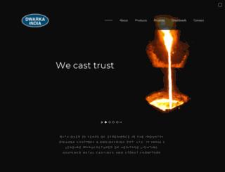 dwarka.com screenshot
