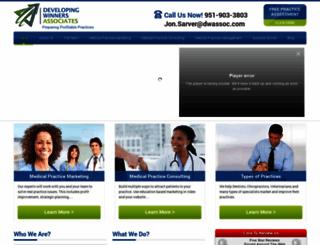 dwassoc.com screenshot