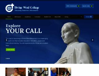 dwci.edu screenshot