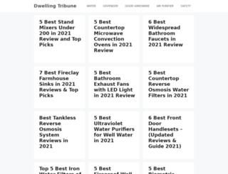 dwellingadvisor.com screenshot