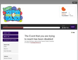 dwsaz.kintera.org screenshot