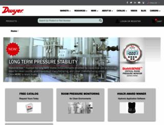 dwyer-inst.com.au screenshot