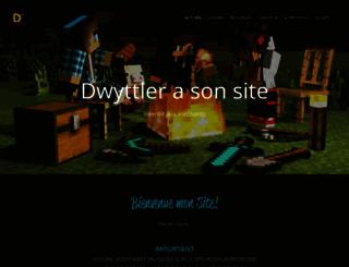 dwyttler-a-son-site.webnode.fr screenshot