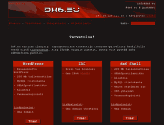 dx6.eu screenshot