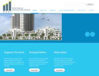 dxb-intl.com screenshot