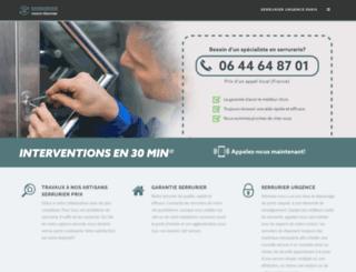 dxinfos.fr screenshot