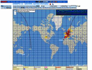 dxmaps.com screenshot