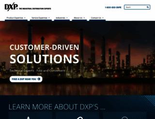 dxpe.com screenshot