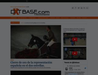 dxtbase.opennemas.com screenshot