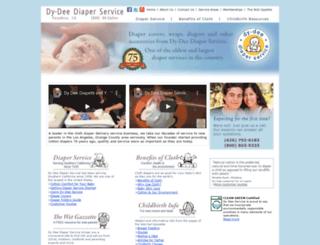 dy-dee.com screenshot