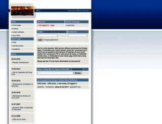 dy.fi screenshot