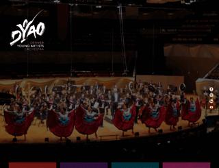 dyao.org screenshot
