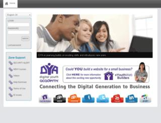 dyazone.com screenshot