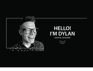 dylankirby.com screenshot