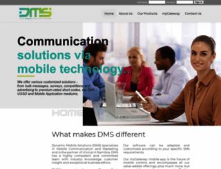 dymoso.com screenshot