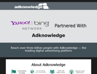 dyn.adknowledge.com screenshot