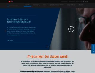 dynalogic.com screenshot