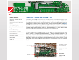 dynamic-cogeneration.com screenshot