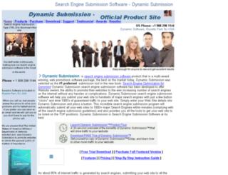 dynamicsubmission.com screenshot