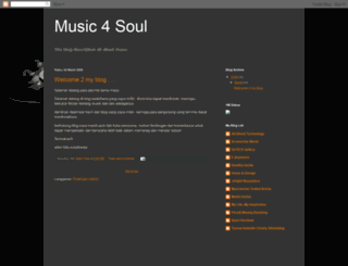 dynamitemusic.blogspot.com screenshot