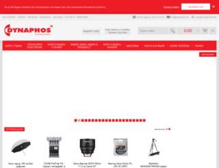 dynaphos.com screenshot