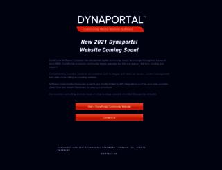 dynaportal.com screenshot
