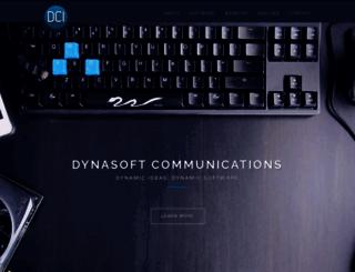 dynasoft2000.com screenshot