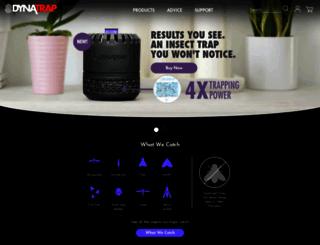 dynatrap.com screenshot