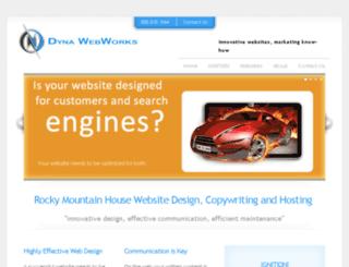 dynaww.com screenshot