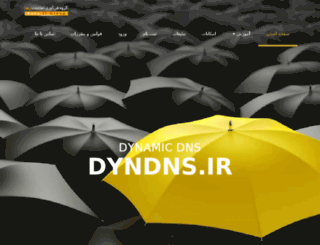 dyndns.ir screenshot
