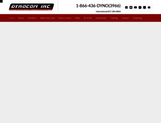 dynocom.net screenshot