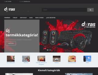 dyras.hu screenshot